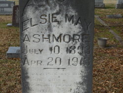 Elsie May Ashmore
