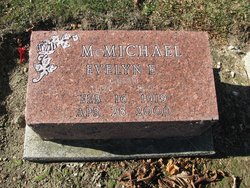 Evelyn E <I>Youtsey</I> McMichael