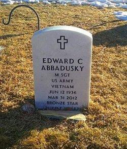 Edward Charles Abbadusky