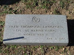 Fred T. Langford
