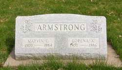 Lorena Alice <I>McDermott</I> Armstrong