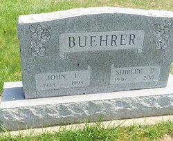 Shirley D. <I>Spooner</I> Buehrer