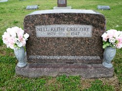 Nell <I>Keith</I> Gregory