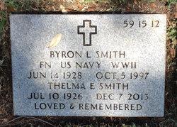 Byron L Smith