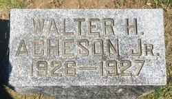 Walter H. Acheson, Jr