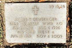 James T Demberger