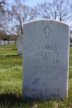 James Maynes Deshler