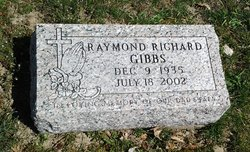 Raymond Richard Gibbs