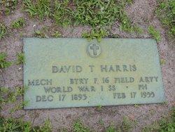 David Theodore Harris