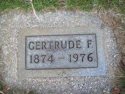 "Gertrude Florence ""Gertie"" <I>Douglass Brown</I> Brackin"