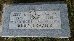 Bobby Clark Frazier