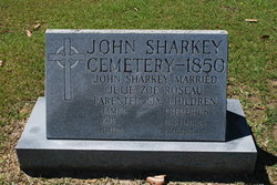 John Sharkey Cemetery