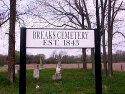 Breaks Cemetery