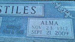 Alma Ruth <I>Childers</I> Stiles