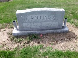 Fannie <I>Pipes</I> Bolling