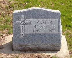 Mary M McCarville