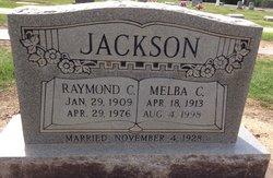 Melba Christine <I>Tillery</I> Jackson