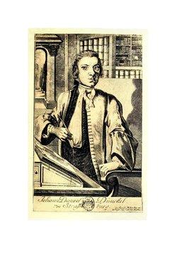 Johann Daniel <I>Dinkle</I> Dunckel Sr.