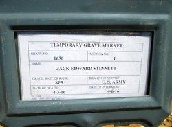Jack Edward Stinnett