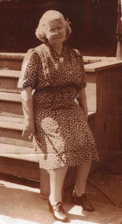 Lillian May <I>Grady</I> LaFlamme