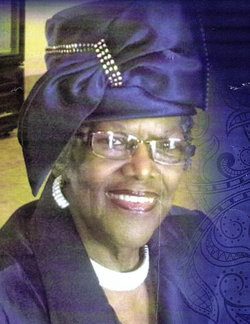 Bertha Mae <I>Williams</I> Rogers