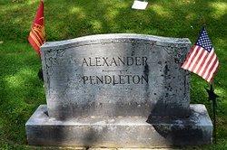 "Sarah Alyce ""Sadie"" <I>Pendleton</I> Alexander"