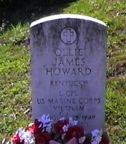 Ollie James Howard