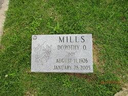 "Dorothy ""Dot"" <I>Olivier</I> Mills"