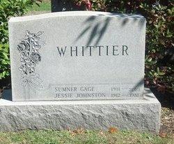 Sumner Gage Whittier
