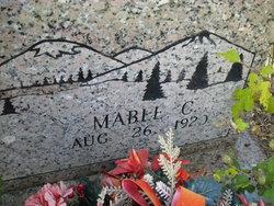 Mabel C. <I>Croston</I> Adams