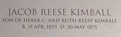 Jacob Reese Kimball