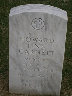 Howard Linn Garnett