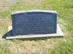 Harriet Ann <I>Gough</I> Grout