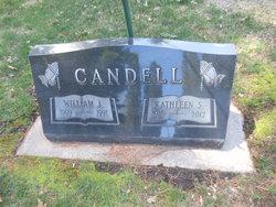 Kathleen R <I>Schaaf</I> Candell