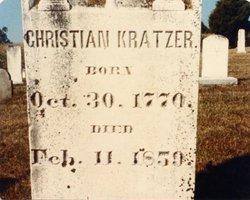 Christian Kratzer
