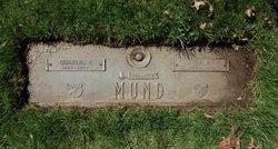 Ida B <I>Daughenbaugh</I> Mund