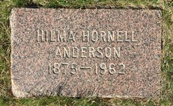 Hilma Hornell Anderson
