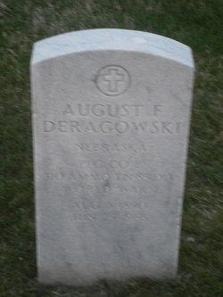August F Deragowski