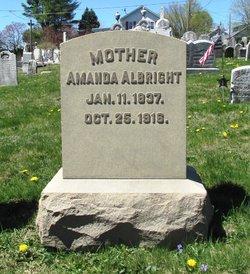 Amanda <I>Bodey</I> Albright