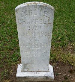 Earl E Chappell