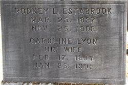 Rodney L Estabrook