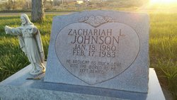 Zachariah L. Johnson