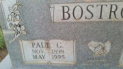 Paul G. Bostrom