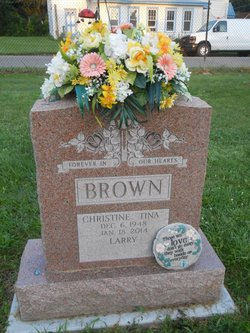 "Christine ""Tina"" <I>Fargo</I> Brown"
