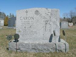 PFC Adelard G Caron