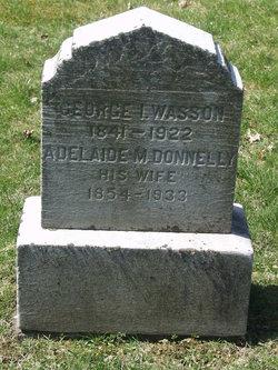George I. Wasson
