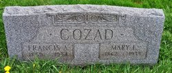 Mary Levina <I>Giebner</I> Cozad