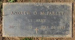 Andrew O. McFarley
