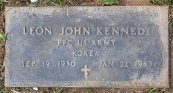 Leon John Kennedy