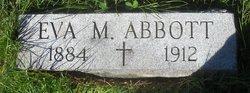 Eva M Abbott